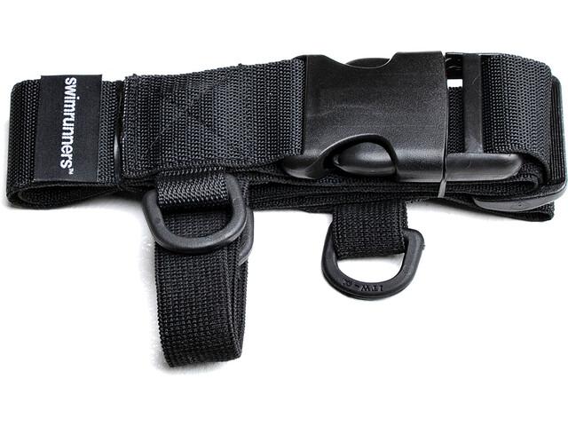 Swimrunners Support Pull Belt Small black